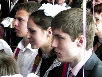 МБОУ СОШ № 59 г. БРЯНСКА. ПОСЛЕДНИЙ ЗВОНОК (25.05.2012)