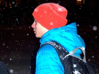 МБОУ СОШ № 59 г. БРЯНСКА. ЭСТАФЕТА ОЛИМПИЙСКОГО ОГНЯ В БРЯНСКЕ (15.01.2014)