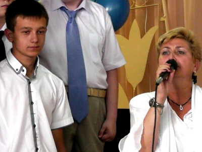 МБОУ СОШ № 59 г. БРЯНСКА.ВЫПУСКНОЙ-2013...