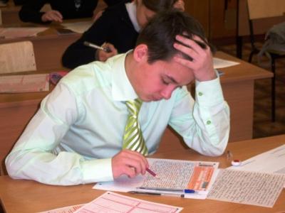 МБОУ СОШ № 59 г. Брянска. Репетиционное тестирование по русскому языку (11А, декабрь 2011)