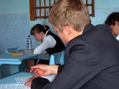 МОУ СОШ № 58 г. Брянска. Государственная (итоговая) аттестация выпускников 9-х классов (ГИА-9), 2011