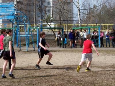 МОУ СОШ № 59 г. БРЯНСКА. ДЕНЬ ЗДОРОВЬЯ. 2011